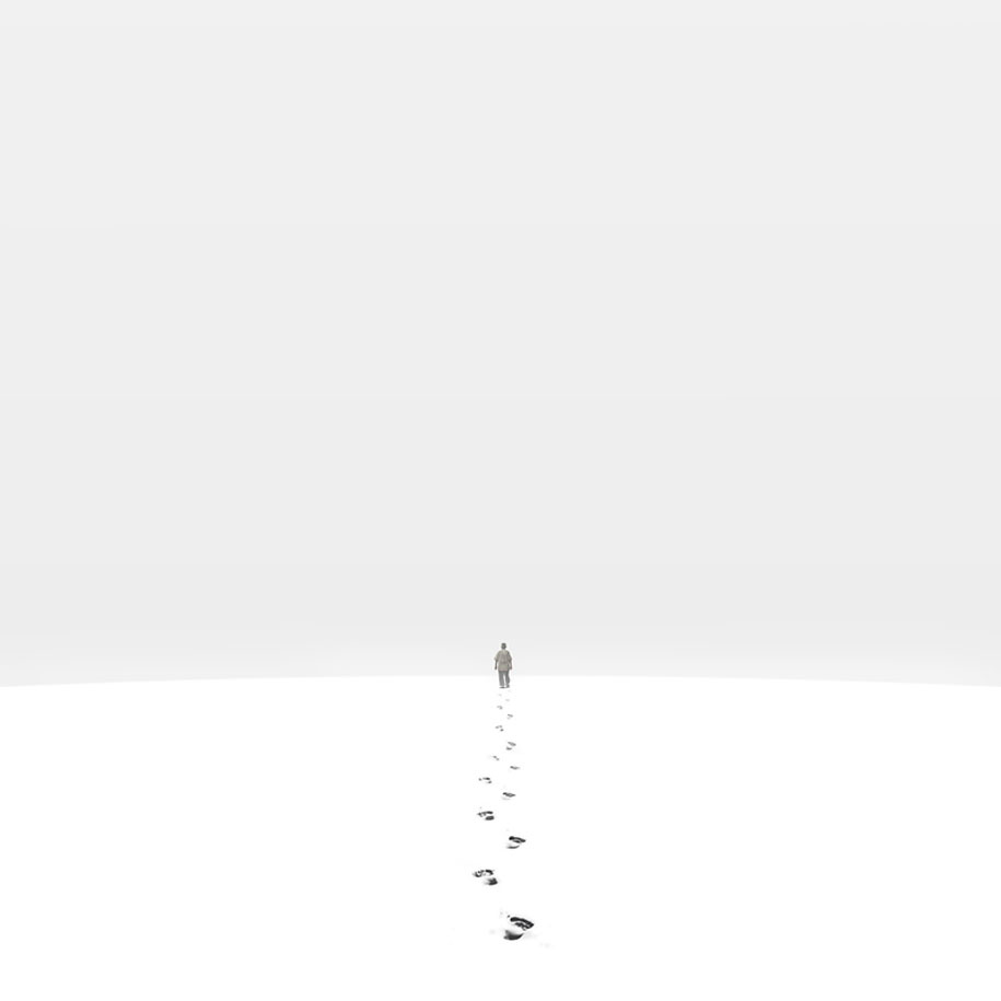 Getting minimal hossein zare cogtography for Minimal artiste