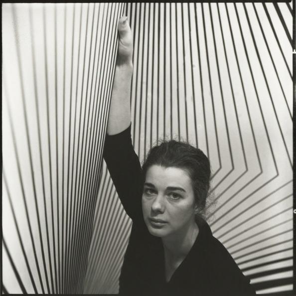 Ida Kar ~ Bridget Louise Riley, 1963